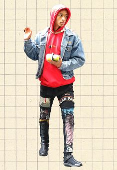 Outfit Of The Day #1,163 – Jaden Smith In Custom MSFTSrep | ASOS