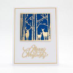 Christmas Scenes, Christmas Holidays, Christmas Ideas, Holiday Cards, Christmas Cards, Tonic Cards, Studio Cards, Card Ideas, Studios