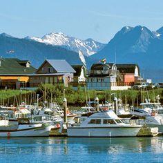 Homer, Alaska...loved visiting here!