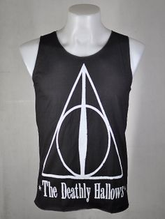 Harry Potter and the Deathly Hallows Big Triangle by Parleywingcal, $14.99