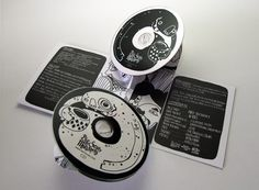Now THIS is great design. Double pop-out CD case by http://www.acdsleeve.com/