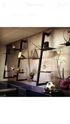 Office design by Klifsson Studio