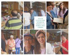 Club de Lectura Cuentahistorias visita la Feria del Libro Velasco, Reading Club