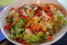 Ensaladas, el plato estrella tras los excesos #dieta #ensaladas #salud #nutrición