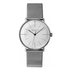 Manual Watch w/ Mesh Band/Index Markers in Joshua McCormick's store on Consignd - $930.00