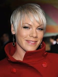 Short hairstyles can be representative of any type of person we are ...