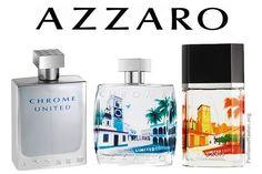 Azzaro Fragrance Collection 2014