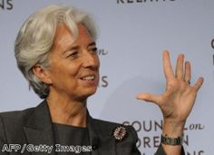 Lagarde: Global downturn 'is damaging emerging economies'