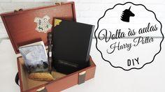 Geektubers   DIY Volta às Aulas • Harry Potter