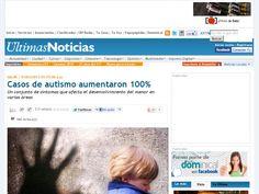 Los casos de autismo han pasado de uno por cada 10 mil niños, 10 años atrás, a uno por cada 100, según estadísticas de la unidad de Alto Riesgo Neurológico de la Maternidad Concepción Palacios, en Caracas.