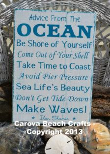beach decor stencils - Google Search