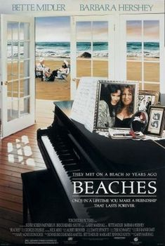 Beaches -- I cry everytime!! I bought my mom this movie when she was very sick with lung cancer. To this day, everytime I watch this movie I think of her and I can still remember how I felt sitting in her living room, holding her hand, watching this movie.