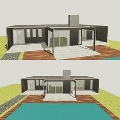 #house #project #architect #modern #design