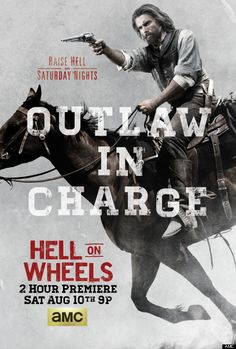 hell on wheels season 3....can't wait