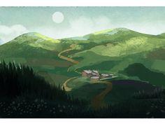 Hillscape