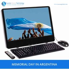 Today is #MemorialDay in #Argentina.