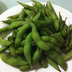 """Edamame Why We Love Them: Soybeans are rich in vitamin K, fiber, iron and, perhaps surprisingly, protein. """"Even though it's a plant, it's what we call a perfect protein,"""" says Ward, meaning edamame contains all of the essential amino acids. Plus, natural sources of soy have protective benefits."""
