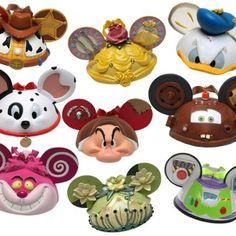 Disney Christmas ornaments!