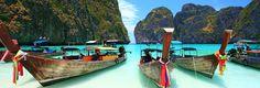 Os 10 lugares mais procurados para Lua de Mel _ Tailândia. www.yourwishweddingandbride.com.br