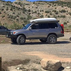 It's been a while since this Land Cruiser has seen dirt under the tires. It feels good to be out amongst friends. Special thanks to for helping me get comfortable. Landcruiser 79 Series, 4x4, Toyota Land Cruiser 100, Lexus Lx470, Toyota 4, Expedition Vehicle, Cars And Motorcycles, Offroad, Moab Utah
