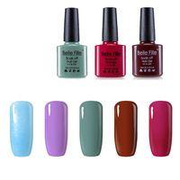 10ml Any 20 Colors Bling CND UV Gel Nail Polish Neon Mint Color Varnish nail primer manicure lacquer drying fingernail polish