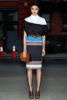 Givenchy | Resort 2013 Collection | Vogue Runway