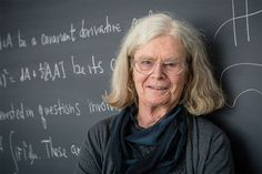 Women took another step forward in the still male-dominated world of science Tuesday, as American Karen Uhlenbeck won the Abel Prize in mathematics for her work on partial differential equations. Institute For Advanced Study, Research Scholar, Le Prix, Marie Curie, Academy Of Sciences, Scientific American, Beginning Sounds, Pique