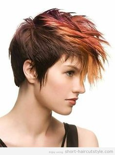 short+haircuts+for+thick+hair+2014 | Pinterestshort Hair Cuts | Short Hairstyle 2013