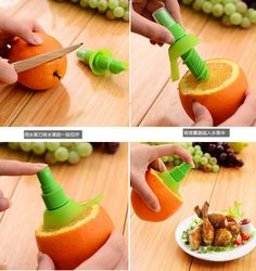 Quirky Citrus Spritzer