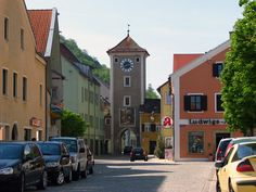 Kelheim, Germany... One of my all-time favorite places I have been to. :-)