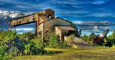 Marmora Ontario, Bethlehem Steel, Latin Words, Dream Vacations, Day Trips, Abandoned, River, Mansions