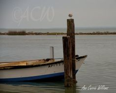 Boat Bow of an Apalachicola Oyster Boat by PhotosbyAnnCurrie, $125.00