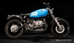 nice color for this BMW Urban Scrambler