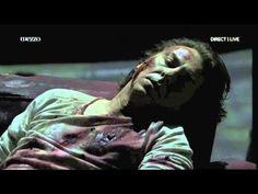Le Roi Arthus Acte III Duo et mort de lancelot - YouTube