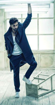 Ranbir Kapoor #FilmFare #PhotoShoot #Bollywood #Fashion #Style #Yes #RanbirKapoor