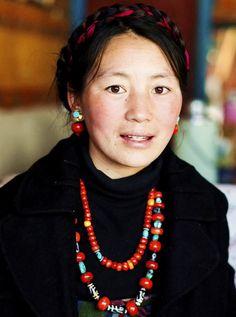 Tibet #accessories #necklace #earrings