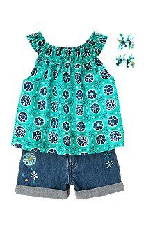 crazy 8 little girl's outfit!