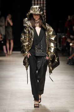 Image result for puffer trend fall 2016