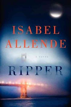 Ripper, by Isabel Allende --