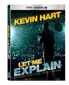 Tinsel & Tine (Reel & Dine): WIN a Kevin Hart: Let Me Explain DVD (Available on Blu-ray & DVD 10/15) @SummitEnt