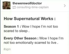 Supernatural truths