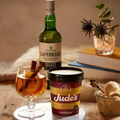Family firm creates Laphroaig Hot Toddy flavour