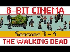 Seasons 3 and 4 of The Walking Dead Remade as an 8-bit Video Game   Entertainment Buddha