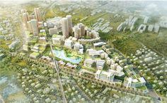 Kashiwa-no-ha, Smart City