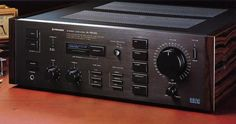 Pioneer A-120D (around 1985)