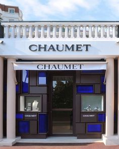 Chaumet opens boutique in Cannes on the Croisette