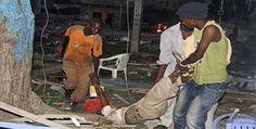 #Internacional Al menos 2 muertos durante ataque a hotel en #Somalia