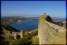 Scarborough Castle 1 by The Church Collector, via Flickr