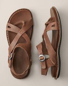Keen® Alman Ankle Sandals   Eddie Bauer