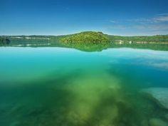 Un lac du Jura - Vouglans ? | Jura, France | #JuraTourisme